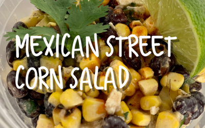 What's Cookin' in Sun Valley?Episode Four: Mexican Street Corn Salad