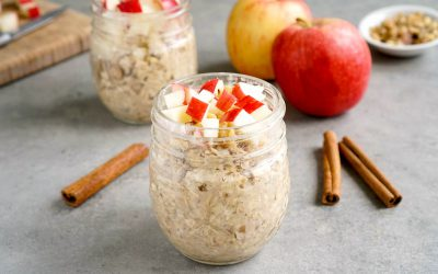 What's Cookin' in Sun Valley?Episode Eight: Pumpkin Spice Overnight Oats with Apples