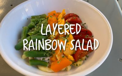 What's Cookin' in Sun Valley?Episode Eleven: Layered Rainbow Salad