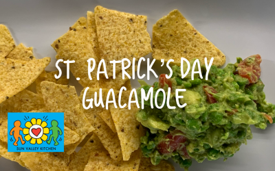 What's Cookin' in Sun Valley?2021 Episode Five: St. Patrick's Day Guacamole