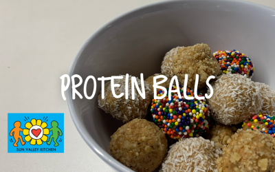 What's Cookin' in Sun Valley?2021 Episode Six: Protein Balls